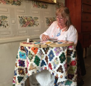 Lecture Series:  Jane Crutchfield - Making Quilts and the Culture they Illustrate and Foster @ Stone House Museum   Belchertown   Massachusetts   United States